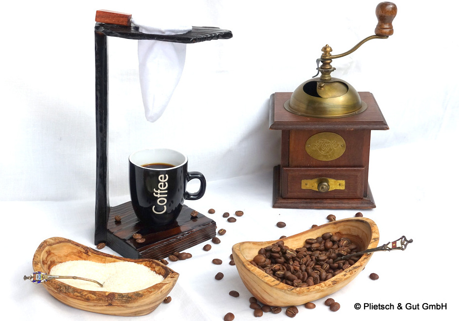 Handkaffeehalter