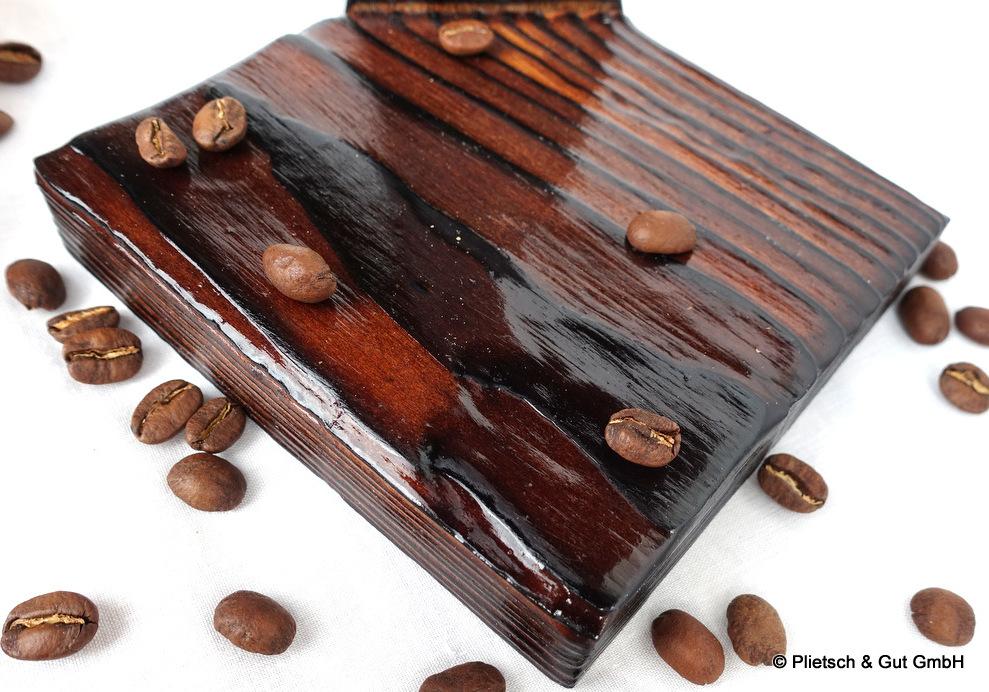 Holzkaffeemaschine